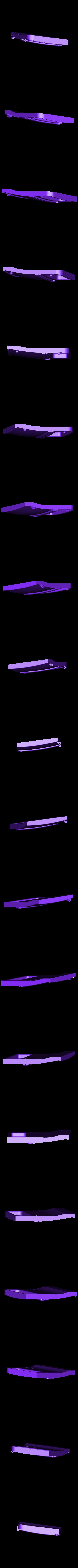 spu34doorLHS.stl Download STL file 34' Ford Pickup Hot Rod • 3D printing object, macone1