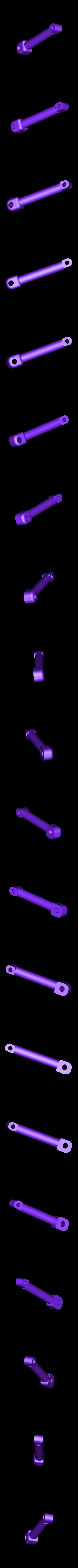 shocker1.stl Download STL file 34' Ford Pickup Hot Rod • 3D printing object, macone1