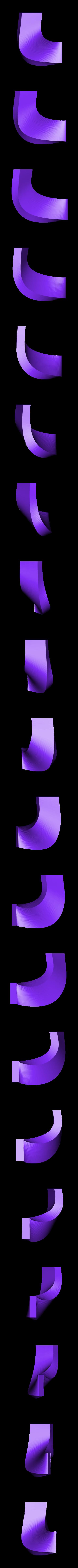AmnoBelt-Right.stl Download STL file Hammond's Wrecking Ball Mech from Overwatch • 3D printer template, FunbieStudios
