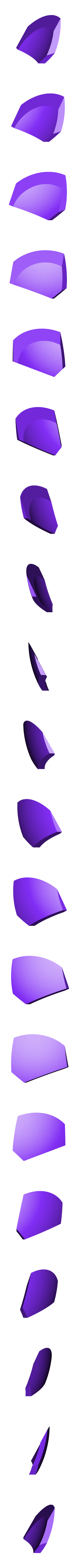 Armor-Left.stl Download STL file Hammond's Wrecking Ball Mech from Overwatch • 3D printer template, FunbieStudios