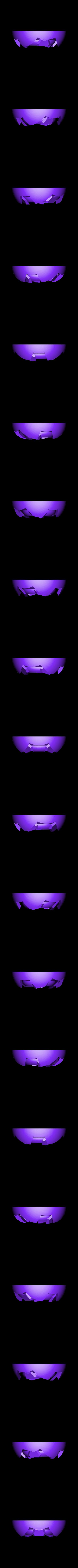 Eye.stl Download STL file Hammond's Wrecking Ball Mech from Overwatch • 3D printer template, FunbieStudios