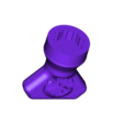 M18_Key.stl Download free STL file M18 Claymore Mine (Historical Prop) • 3D printer template, MuSSy