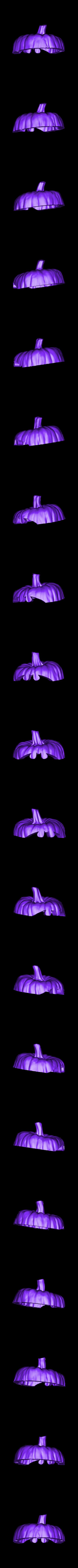 tophalf.stl Download free STL file Bat-o'-lantern • 3D print object, 3DJourney