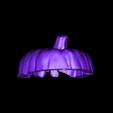 tophalf.stl Télécharger fichier STL gratuit Bat-o'-lanterne de chauve-souris • Design à imprimer en 3D, 3DJourney