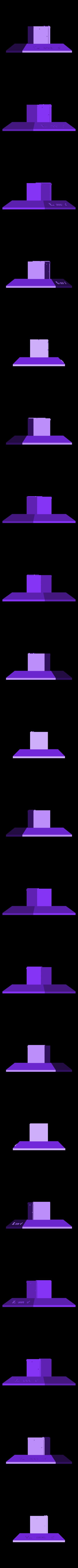 Cube.stl Download free STL file Formulas for calculating volumes • 3D printing model, hungerleooff