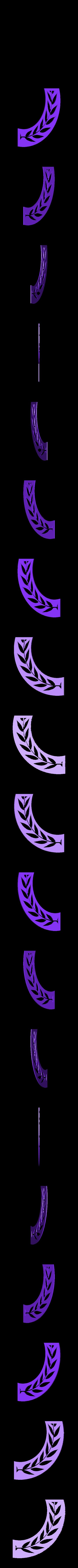 vexilloid-stencils4.stl Download free STL file Roman SPQR banner stencil • 3D print object, arpruss