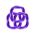 rings.stl Download free STL file Sweeping out OpenSCAD/STL curves with a Python script • 3D print design, arpruss