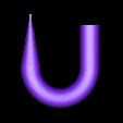 hook-left-only.stl Download free STL file Broomstick mountable hook • 3D printing object, arpruss