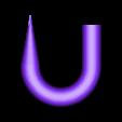 hook-unsplit-only.stl Download free STL file Broomstick mountable hook • 3D printing object, arpruss