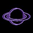 saturn.stl Download free STL file Saturn cookie cutter • 3D printable object, arpruss