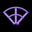 roundhooks.stl Télécharger fichier STL gratuit Cintre pour aérobies, boomerangs et objets en forme d'anneau • Design pour impression 3D, arpruss