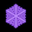 reiter-var2.stl Download free STL file Snowflake growth simulation in BlocksCAD • 3D printing design, arpruss