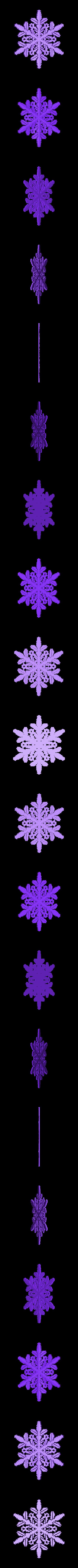 r40-rg1.stl Download free STL file Snowflake growth simulation in BlocksCAD • 3D printing design, arpruss