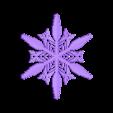 r40-rg3.stl Download free STL file Snowflake growth simulation in BlocksCAD • 3D printing design, arpruss