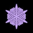 r5-rg2.stl Download free STL file Snowflake growth simulation in BlocksCAD • 3D printing design, arpruss
