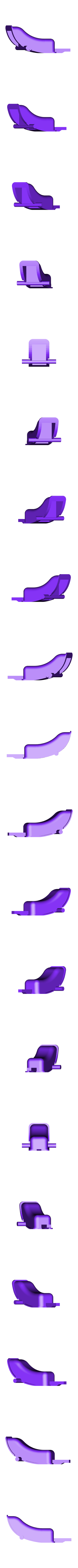 Gatillo.STL Télécharger fichier STL Rowenta DG920 Gâchette de rechange • Design pour imprimante 3D, koldofb