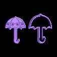 STL-ParaguitasMoños95x77cSello.stl Download STL file Umbrellas, Rain, Bow, Bow, Bow, Cutter, Frame Cookie Cutter, Fondant Cutter, Cookies Cutter, Edible Pasta and/or Cold Porcelain. • 3D printing design, crcreaciones3d