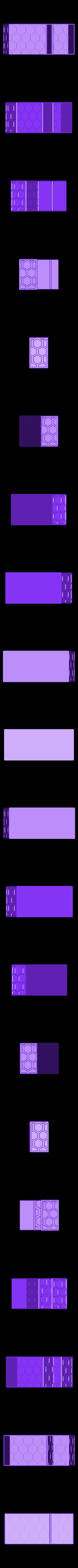 Tueten-Lager_V3.stl Télécharger fichier STL gratuit Boîte à compartiments personnalisable V3 • Objet à imprimer en 3D, dede67
