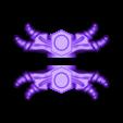 Gruffsbane_Cross_Guard_Halves.stl Download free STL file Gruffsbane Sword • 3D printer design, mrhers2
