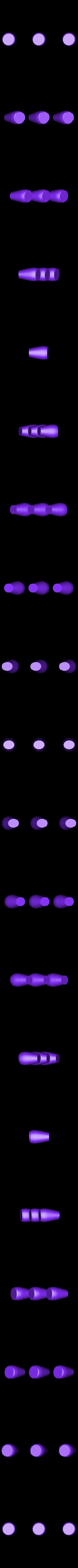 legs_right.stl Télécharger fichier STL gratuit La Chenille • Modèle pour imprimante 3D, reddadsteve