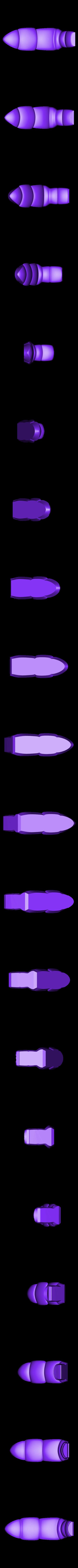 body_bottom_in.stl Download free STL file The Caterpillar • 3D print model, reddadsteve