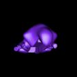 body_top_out.stl Télécharger fichier STL gratuit La Chenille • Modèle pour imprimante 3D, reddadsteve