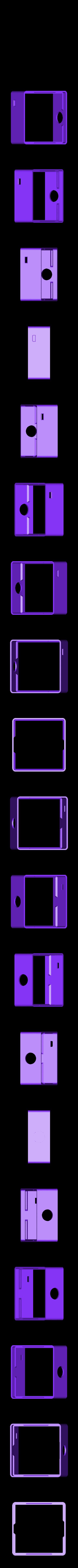 nt-frame.stl Télécharger fichier STL gratuit Jeu de correspondance de couleurs NeoTrellis • Objet à imprimer en 3D, Adafruit