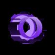 Bit_Driver_Nut.stl Download free STL file 1/4 Drive Chuck with Collets • 3D printer design, SuperSteve