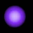 abalone-kugel.stl Télécharger fichier STL gratuit Ballon de remplacement pour ormeau • Objet pour imprimante 3D, stylesuxx