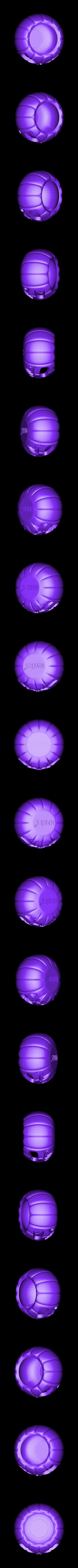 MAKIES_Jack_O_Lantern_Body.STL Download free STL file Makies Jack-O-Lantern • Model to 3D print, Makies
