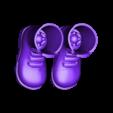 MAKIES_Industrial_Boots.STL Download free STL file Makies Industrial Boots • 3D print model, Makies