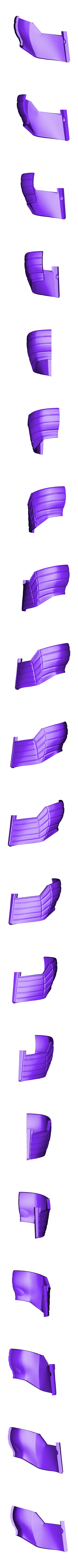 Destroyer01.stl Download STL file Destroyer Helmet from Marvel 3D print model • 3D printer object, Bstar3Dart