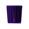 Trash Can.stl Download free STL file Free Desktop Trash Can with Lid • Design to 3D print, httpkoopa