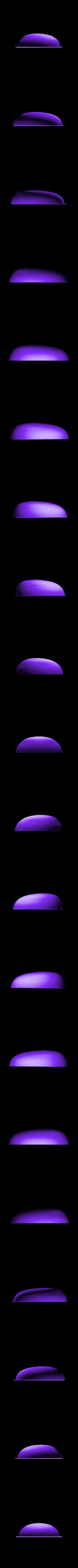 Oval Gem.stl Download STL file Steven Universe Cosplay Gem Set • 3D printable object, httpkoopa