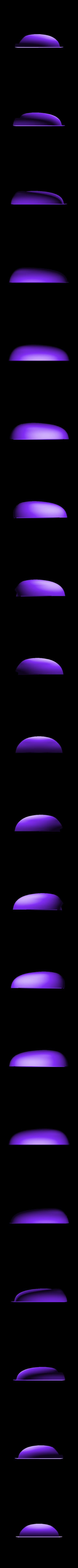Small Oval Gem.stl Download STL file Steven Universe Cosplay Gem Set • 3D printable object, httpkoopa