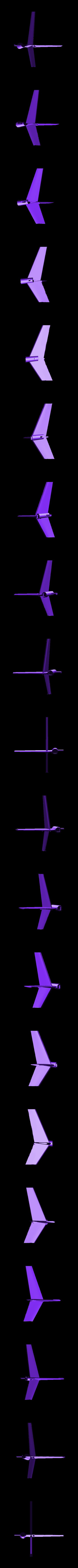 Tail.stl Download STL file Robinson Raven R44 3D print model • 3D printer model, Eduardohbm