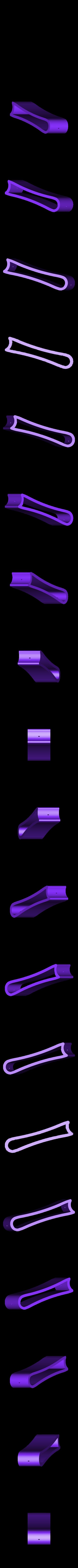 C4_X1.stl Download STL file Adjustable lamp - with vertebrae  • 3D printable object, Ciokobango