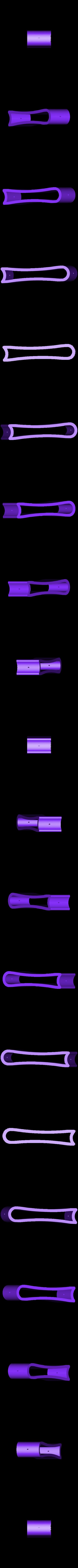 C5_X1.stl Download STL file Adjustable lamp - with vertebrae  • 3D printable object, Ciokobango