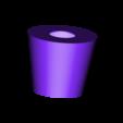 Bulb_shade.stl Download STL file Adjustable lamp - with vertebrae  • 3D printable object, Ciokobango