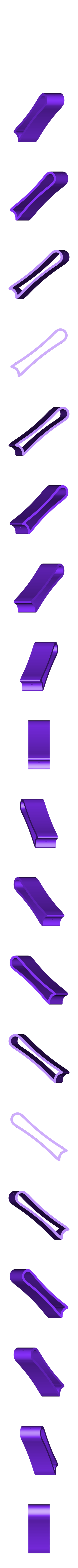 C7_X1.stl Download STL file Adjustable lamp - with vertebrae  • 3D printable object, Ciokobango
