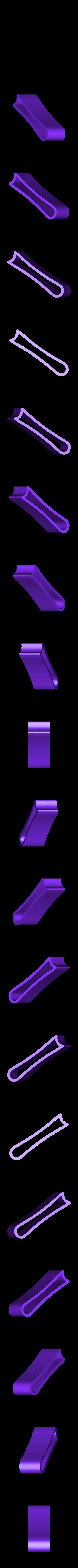 C3_X1.stl Download STL file Adjustable lamp - with vertebrae  • 3D printable object, Ciokobango
