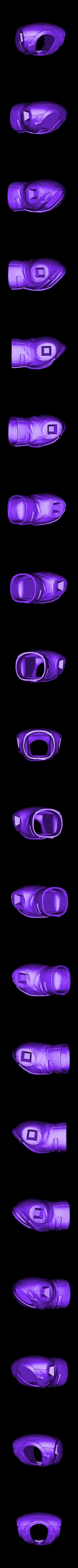 Jacket.stl Download free STL file Bold Machines: Mr. Walthersnap • 3D print design, boldmachines