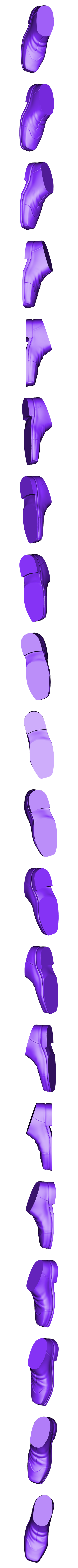 Shoe_right.stl Download free STL file Bold Machines: Mr. Walthersnap • 3D print design, boldmachines
