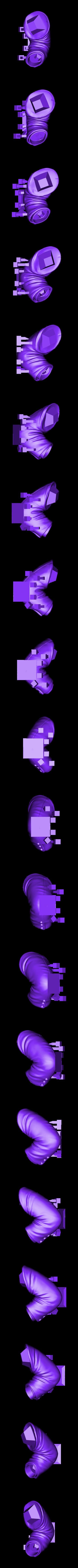 Sleeve_left.stl Download free STL file Bold Machines: Mr. Walthersnap • 3D print design, boldmachines