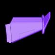 airplane_wing_left.STL Download free STL file Bold Machines: Margo's Dog named Eddie • 3D printer model, boldmachines