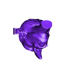 Head.STL Download free STL file Kyrgstzt - Driver and Chemist (Margo Movie Character) • Object to 3D print, boldmachines