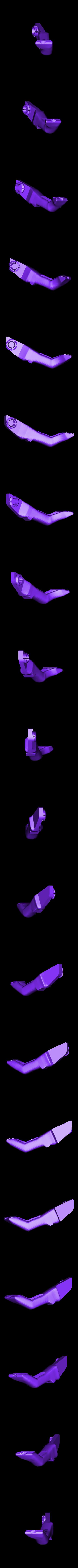 thumb4.stl Download free STL file Mechanical Prosthetic Concept Model • 3D printing design, boldmachines