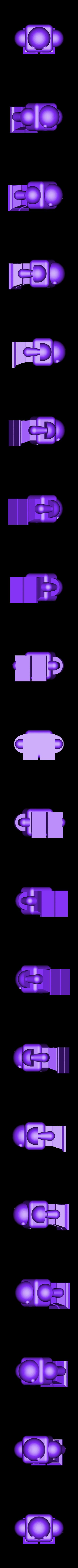 MAKE_Robot_Arms_Down_Supportless_V4.1.stl Download free STL file Maker Faire Robot • 3D print design, MAKE