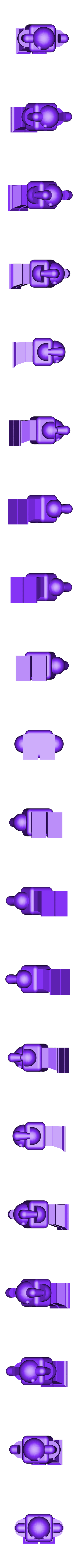 MAKE_Robot_V6.stl Download free STL file Maker Faire Robot • 3D print design, MAKE