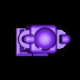 1_MAKE_Robot_V6.stl Télécharger fichier STL gratuit Marque : 2017 Fichiers de test d'imprimante 3D • Objet pour imprimante 3D, MAKE